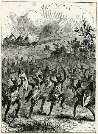 Editorial picture of Anglo-zulu War, 1879
