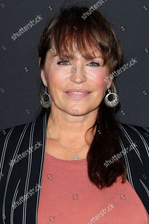 Stock Image of US actress Crystal Chappell arrives at the Television Academy Reception for the Daytime TV stars celebration of the 70th Emmy Awards at Saban Media Center in North Hollywood, Los Angeles, California, USA 22 August 2018.