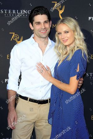 Editorial image of Television Academy Reception for the Daytime TV stars celebration of the 70th Emmy Awards, Los Angeles, USA - 22 Aug 2018