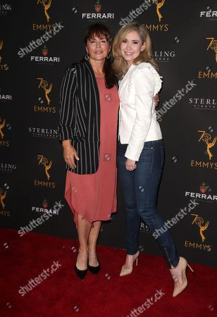 Editorial photo of Television Academy Daytime Peer Group Emmy Celebration, Los Angeles, USA - 22 Aug 2018