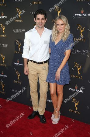 Editorial picture of Television Academy Daytime Peer Group Emmy Celebration, Los Angeles, USA - 22 Aug 2018