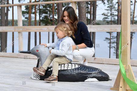 Prince Alexander, Princess Sofia of Sweden
