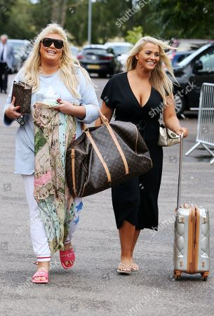 Editorial image of 'The Only Way Is Essex' TV show filming, Essex, UK - 23 Aug 2018