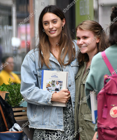 Editorial picture of Ella Mills 'Deliciously Ella: The Plant-based Cookbook' book signing, London, UK - 23 Aug 2018