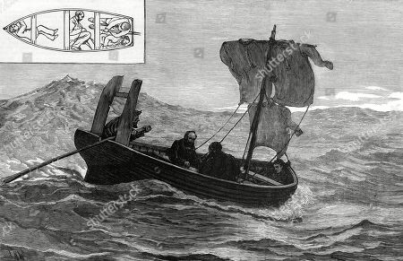 events,1880s,transport,lifeboat,maritime,accident,lost,sea