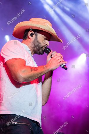 Stock Photo of Dean Brody