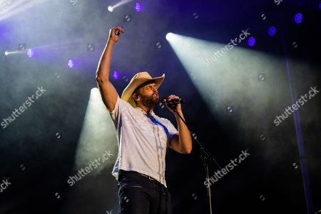 Stock Picture of Dean Brody