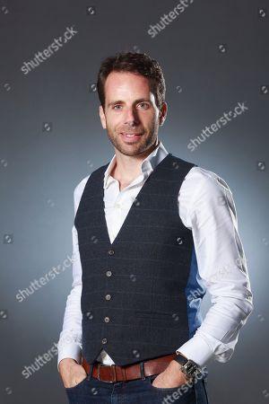 Stock Photo of Mark Beaumont