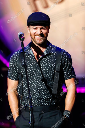 Kip Moore performs at the 12th Annual ACM Honors at the Ryman Auditorium on in Nashville, Tenn