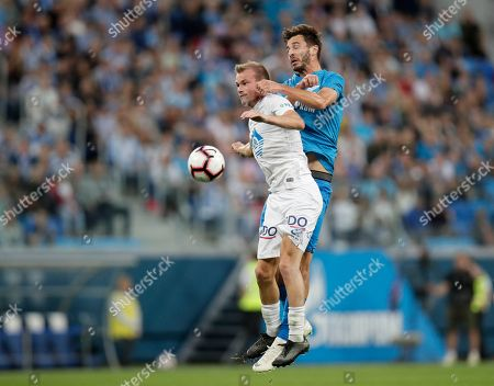 Editorial photo of Russia Soccer Europa League, St. Petersburg, Russian Federation - 23 Aug 2018