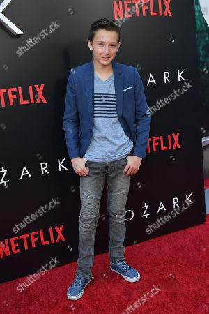 Editorial photo of 'Ozark' Season 2 TV show screening, Arrivals, Los Angeles, USA - 23 Aug 2018
