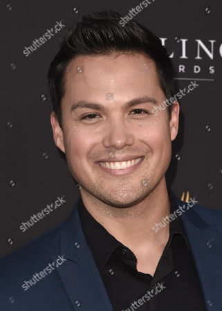 Stock Picture of Michael Copon
