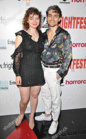 Chloe Levine and Granit Lahu
