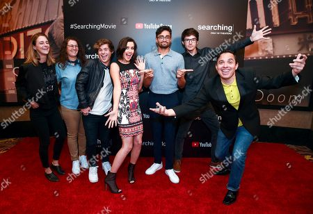 Aneesh Chaganty and film makers