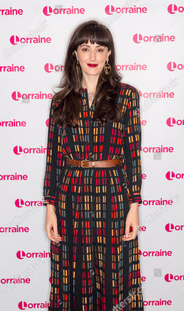 Editorial picture of 'Lorraine' TV show, London, UK - 24 Aug 2018