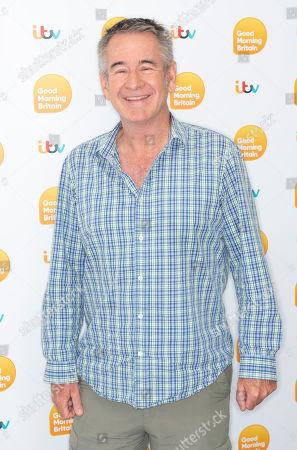 Editorial image of 'Good Morning Britain' TV show, London, UK - 24 Aug 2018