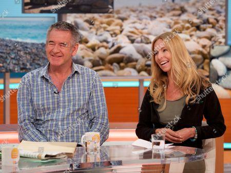 Editorial photo of 'Good Morning Britain' TV show, London, UK - 24 Aug 2018