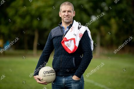 Pictured is Kevin Hughes who has teamed up today to announce the documentary TÍR EOGHAIN: THE UNBREAKABLE BOND which will air this Sunday August 26th at 8.30pm on TG4. The EMM Production tells the story of how Mickey Harte?s minor teams of 1997 and 1998, despite the despairing lows, went on to drive their county to three All Ireland senior titles. Ahead of next week?s All Ireland final against Dublin, Journalist Eamon Mallie?s documentary examines how a county that had failed to win Sam Maguire before 2003 found the belief to become champions.