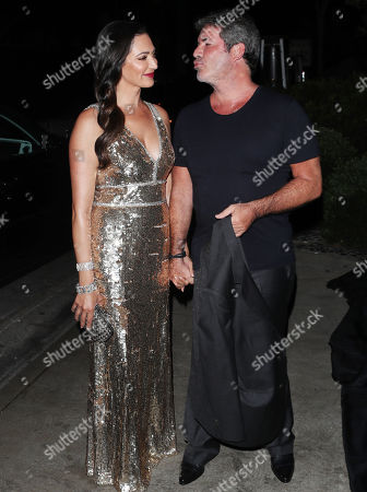 Editorial photo of Simon Cowell Star on the Hollywood Walk of Fame Celebration dinner, AGO Restaurant, Los Angeles, USA - 22 Aug 2018