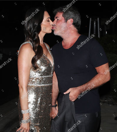 Editorial image of Simon Cowell Star on the Hollywood Walk of Fame Celebration dinner, AGO Restaurant, Los Angeles, USA - 22 Aug 2018