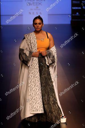 Indian film actress Huma Qureshi