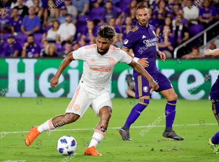 Editorial image of MLS Atlanta United City Soccer, Orlando, USA - 24 Aug 2018
