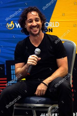Thomas Ian Nicholas seen on Day 1 at Wizard World Comic-Con at the Donald E Stephens Convention Center, in Rosemont, IL