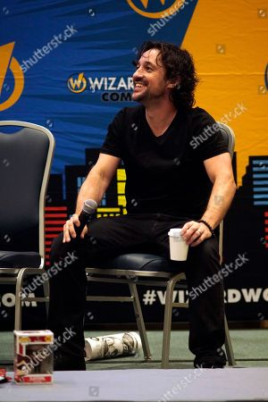 Editorial picture of 2018 Wizard World Comic-Con Day - 1, Chicago, USA - 24 Aug 2018