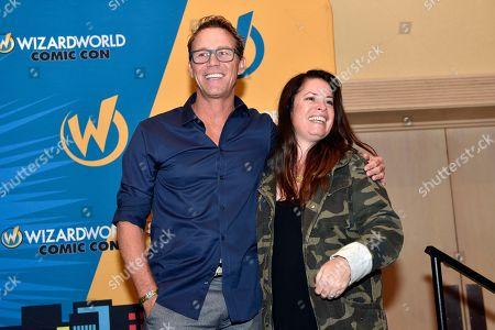 Editorial photo of 2018 Wizard World Comic-Con Day - 1, Chicago, USA - 24 Aug 2018