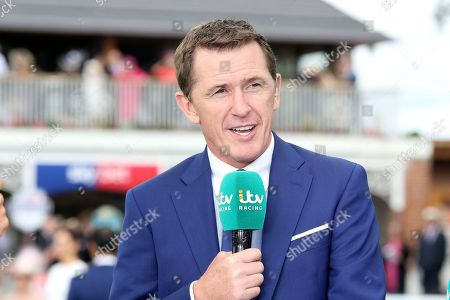 Former Champion Jockey A P McCoy at York racecourse during the Sky Bet Ebor event at York Racecourse, York. Picture by Mick Atkins
