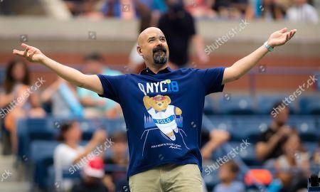 Editorial image of US Open Tennis Championship, New York, USA - 25 Aug 2018