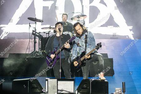 Fall Out Boy - Patrick Stump and Pete Wentz