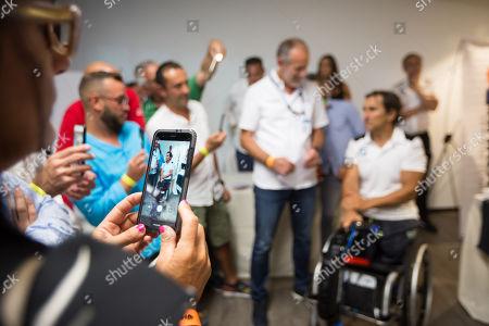 Motorsports: DTM race Misano, Saison 2018 - 7. Event Misano, ITA, Alessandro Zanardi