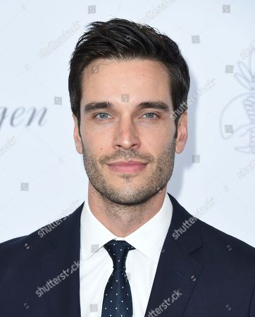 Stock Picture of Daniel Di Tomasso arrives at the 33rd annual Imagen Awards, at the JW Marriott L.A. Live in Los Angeles