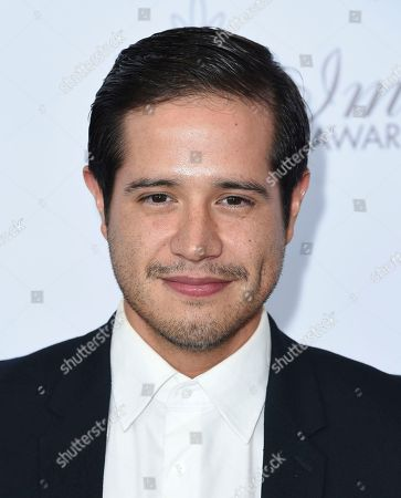 Jorge Diaz arrives at the 33rd annual Imagen Awards, at the JW Marriott L.A. Live in Los Angeles