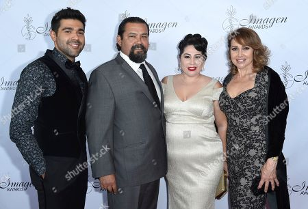 Editorial image of 33rd Annual Imagen Awards - Arrivals, Los Angeles, USA - 25 Aug 2018