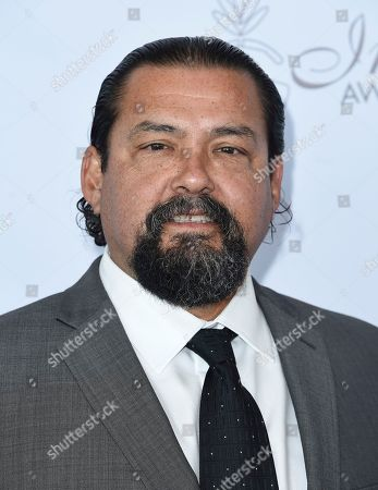 Stock Photo of Daniel Edward Mora arrives at the 33rd annual Imagen Awards, at the JW Marriott L.A. Live in Los Angeles