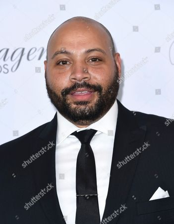Colton Dunn arrives at the 33rd annual Imagen Awards, at the JW Marriott L.A. Live in Los Angeles
