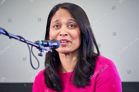 Rushanara Ali MP at The Media Circus