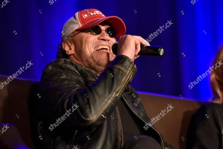 Michael Rooker seen on Day 2 at Wizard World Comic-Con at the Donald E Stephens Convention Center, in Rosemont, IL