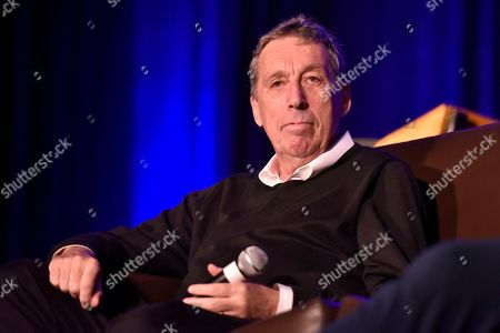 Ivan Reitman seen on Day 2 at Wizard World Comic-Con at the Donald E Stephens Convention Center, in Rosemont, IL