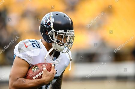Editorial photo of NFL Steelers vs Titans, Pittsburgh, USA - 25 Aug 2018