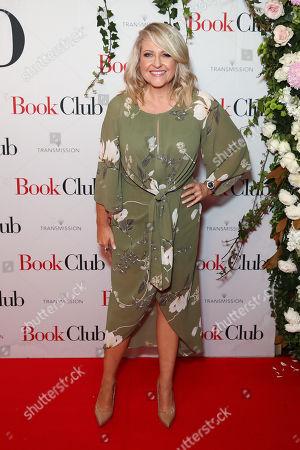 Actress Angela Bishop arrives for the Australian premiere of 'Book Club' at Event Cinemas Bondi Junction, in Sydney, Austalia, 26 August 2018.