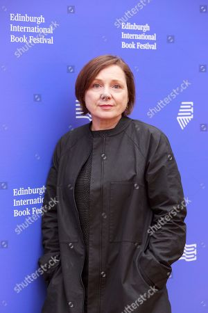 Stock Photo of Lavinia Greenlaw
