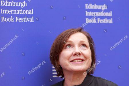 Editorial photo of Edinburgh International Book Festival, Scotland, UK - 26 Aug 2018