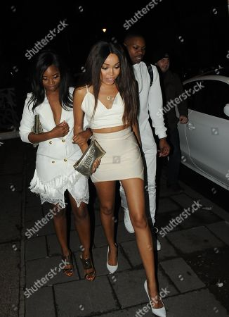 Stock Photo of Dionne Bromfield