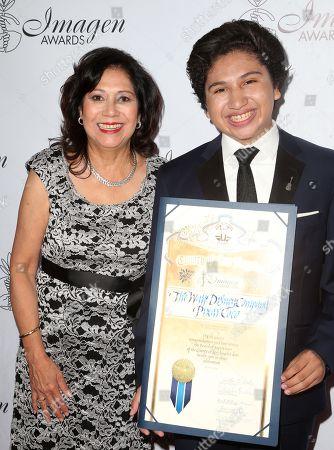 Hilda Solis, Anthony Gonzalez