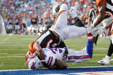 Editorial picture of Bengals Bills Football, Orchard Park, USA - 26 Aug 2018