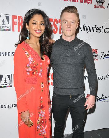 Editorial picture of 'White Chamber' film premiere, Arrow Video FrightFest, London, UK - 26 Aug 2018