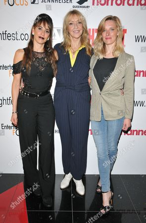 Candis Nergaard, Sharon Maughan, Shauna Macdonald